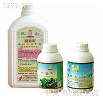 绿洲-绿乌龙有机水溶肥料