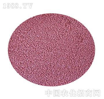 皇欣-高塔造粒复合肥紫色颗粒