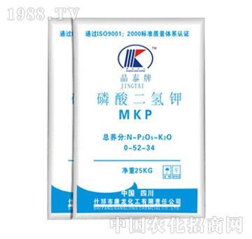 康龙-磷酸二氢钾(MKP)晶体