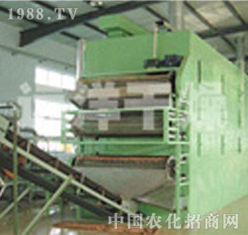 远洋-DW-1.6-8系列带式干燥机