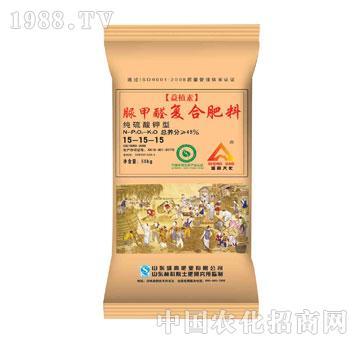 盛高-脲甲醛复合肥料15-15-15