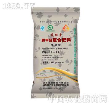 盛高-脲甲醛复合肥料26-11-11