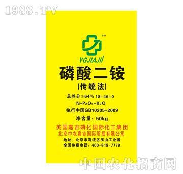 盛高-磷酸二铵(传统法)