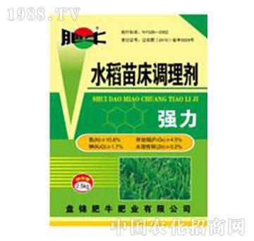 肥牛-肥牛水稻苗床调理剂(强力)