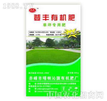 登丰-草坪专用肥(有机肥)