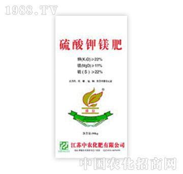 中农-硫酸钾镁肥