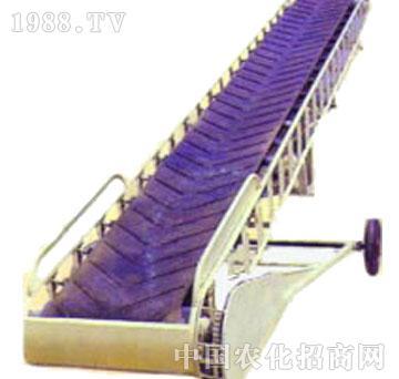 豪邦-槽形皮带输送机