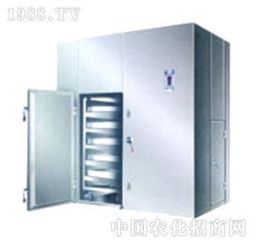 豪邦-CLG-Ⅱ系列穿流式烘箱