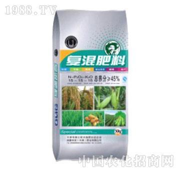 林静丰农-复混肥料