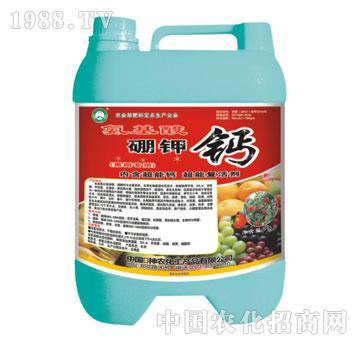 神农化工-硼钾钙螯合液