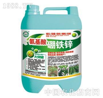 神农化工-硼铁锌螯合液