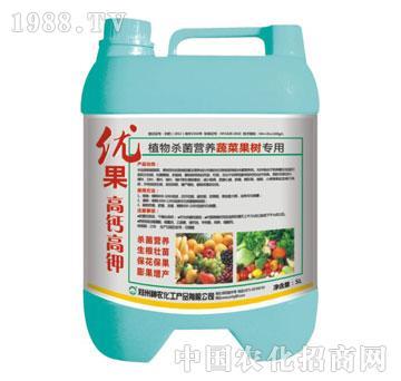 神农化工-优果高钙高钾