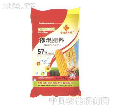 金田-掺混肥料
