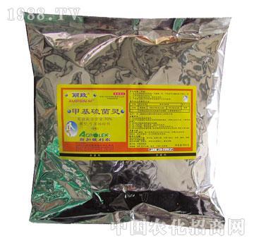 新加坡利农-丽致-70%甲基硫菌灵