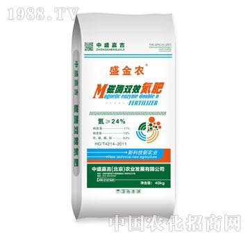 鸿福肥料-盛金农磁酶双