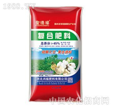 鸿福-圣德福复合肥料