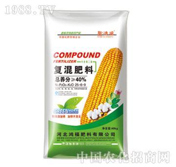 鸿福-圣德福复混肥料