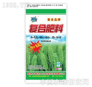 保乐丰-小麦专用复合肥