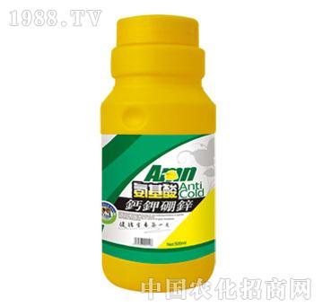 绿博-氨基酸钙钾硼锌500ml