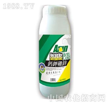 绿博-氨基酸钙钾硼锌1000ml