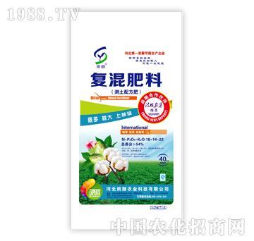 雨顺-复混肥料(测土配方肥)