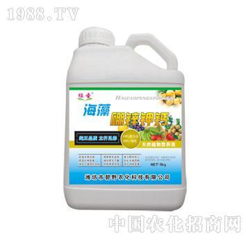 碧野-海藻硼锌钾钙