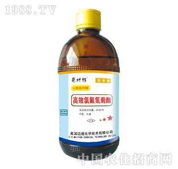 迈通-85双效甲胺磷(高效氯氟氰菊酯)