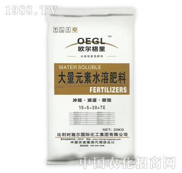 九洲丰-大量元素水溶肥