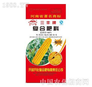 复合肥料30-5-5