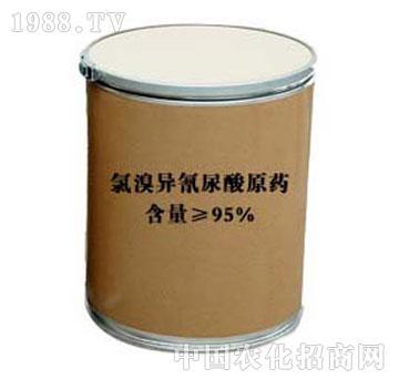 天瑞-氯溴異氰尿酸原藥