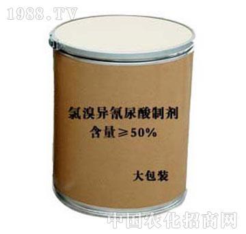 天瑞-氯溴異氰尿酸制劑