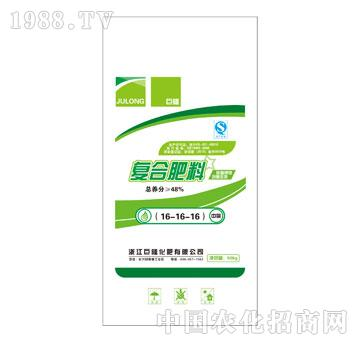 巨隆-复合肥料16-16-16