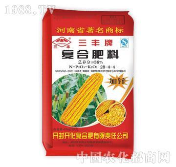 复合肥料28-4-4