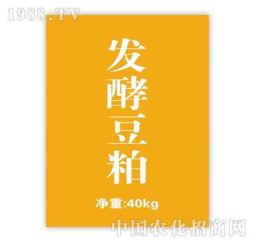 润地康- 高蛋白发酵豆粕(黄袋)