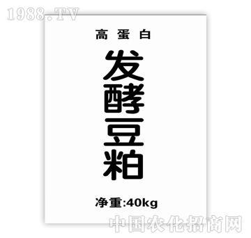 润地康-高蛋白发酵豆粕