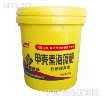 润地康-甲壳素海藻肥(壮根膨果型)
