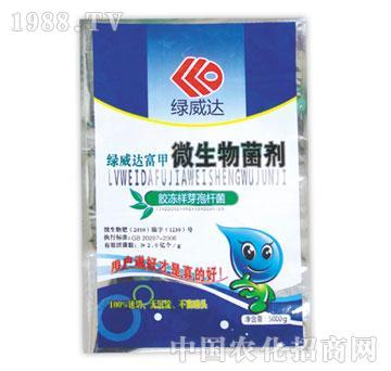 金穗-5000g绿威达富甲微生物菌剂