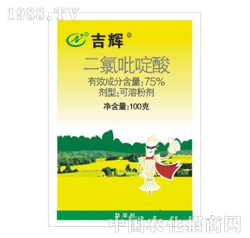 利尔-吉辉-二氯吡啶酸100g