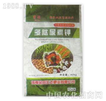 金田生态-多肽尿素钾