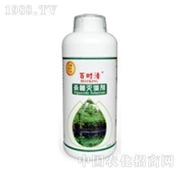 润捷-百时清-杀菌灭藻剂