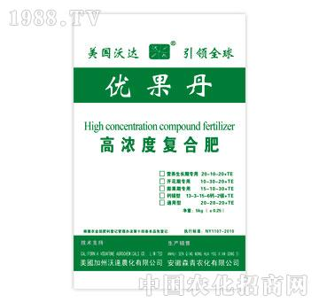 森青-沃点-优果丹(高浓度复合肥)