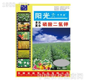 森青-沃点-阳光禾果蔬-多元复合磷酸二氢钾