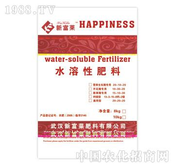 森青-新富莱-水溶性肥料