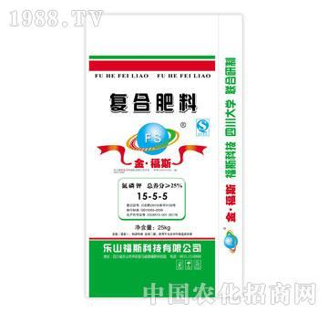 福斯-金福斯复合肥料15-5-5