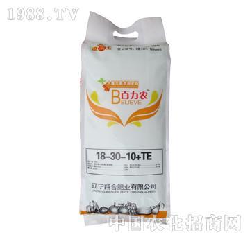 翔合-百力农-大量元素水溶肥料18-30-10