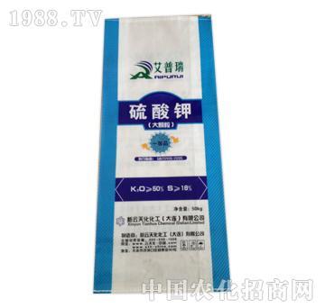 新云天化-艾普瑞-硫酸钾(大颗粒)