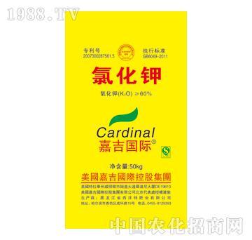 嘉吉国际-60%氯化钾
