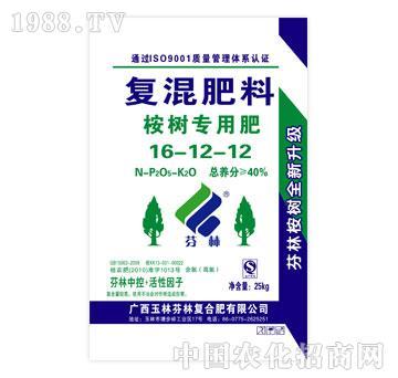远东芬林-桉树专用肥16-12-12