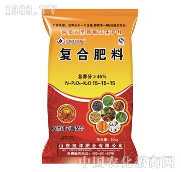 旭洋-复合肥料(氨酸螯合)