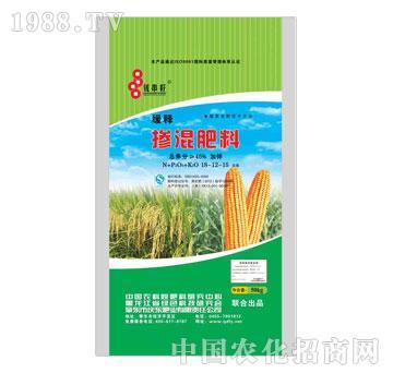 庆东-玉米水稻掺混肥料18-12-15